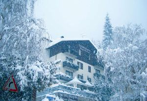 CHALET FIOCCO DI NEVE 3***